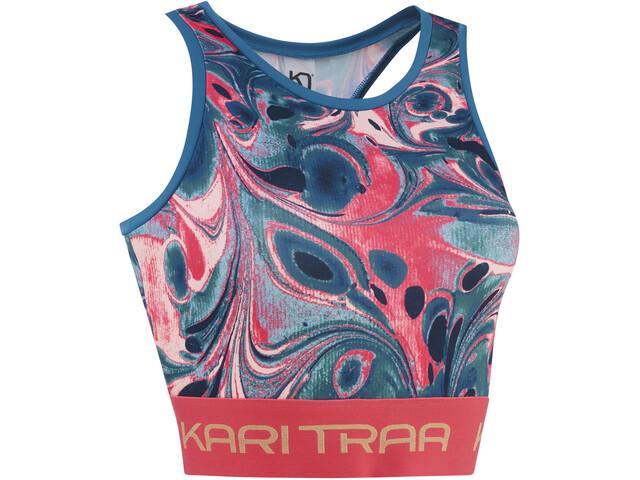 Kari Traa Beatrice T-shirt zippé Femme, surf